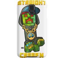 Straight Creepin'!  Gangsta Creeper Samsung Galaxy Case/Skin