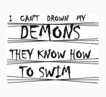 i can't drown my demons they know how to swim by bastilleamazed