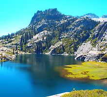 Canyon Creek, Trinity Alps Wilderness, CA by jasonvanliere83