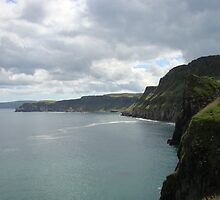 Northern Coast of Ireland by cneill4