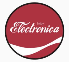 Enjoy Electronica by ColaBoy