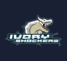 Monster Hunter All Stars - Ivory Shockers (Subspecies) by bleachedink