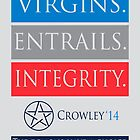 Vote Crowley by slightlyface
