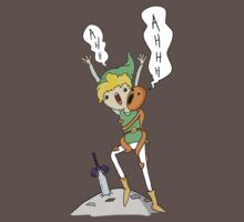 We all hate the redead, especially Link by fluffyclumps