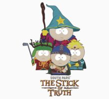 The stick of Truth - Kupa Keep Kingdom clan. by Nuvirov