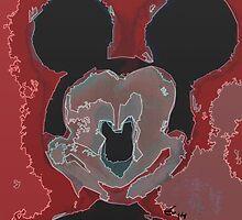 Mickey - Selfie 2 by eviecha