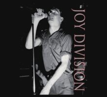 Joy Division Ian Curtis Design#1 by Shaina Karasik