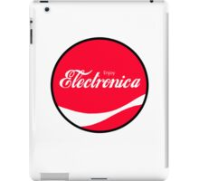 Enjoy Electronica iPad Case/Skin