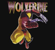80's X-Men Wolverine Tee by urbanity