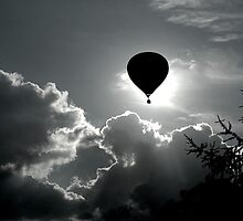 Hot Air Balloon by Janel Vazquez