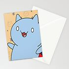 Catbug Stationary - Bravest Warriors by Patricia Feaster-Kimmerle