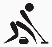 Curling Pictograph  by abbeyz71