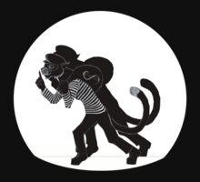Cat Burglar by GrinningDoom