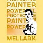 "Peeta ""protective painter powerful"" Mellark by Briana  Gibbs"