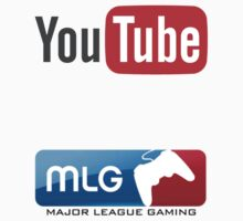 youtube and mlg  by flameblites
