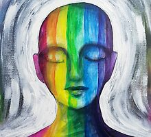 Rainbow Meditation by Katie Clark