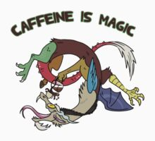 Caffeine is Magic - Chaos by derangedhyena