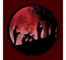 True Detective - Horrors of life Photographic Print