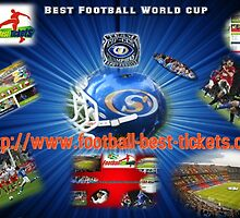 Buy online foot ball world cup 2014 tickets  by GraceRebecca