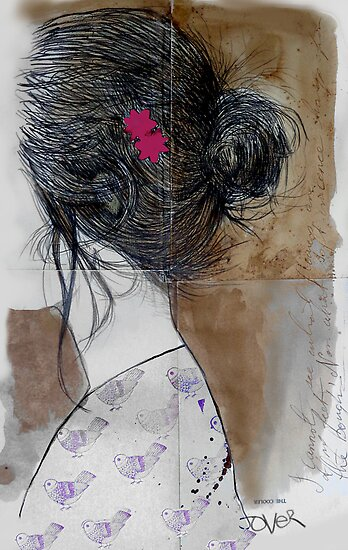 excuse me for a while by Loui  Jover