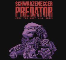 NES Predator: Predator Edition by JDNoodles