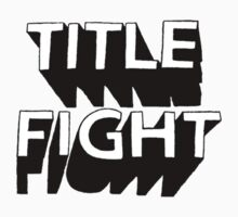 Title Fight by Daryl Chan