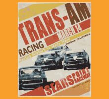 Trans AM Poster Sears Point by AlexVentura