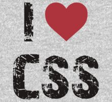 I love CSS by refreshdesign