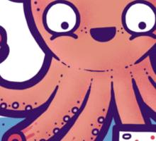 Octosushi Sticker