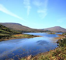 Claggan Co. Mayo, Eire by velo