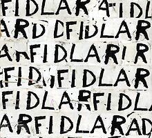 Fidlar Band Graffiti by sailxrmoon