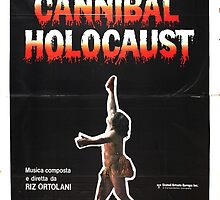 Cannibal Holocaust by nopple