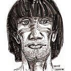Prehistoric Native by Bob Bello