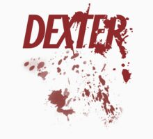 Dexter Blood Logo (Red) by KidDexx