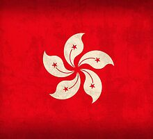 Hong Kong Flag by flaglover