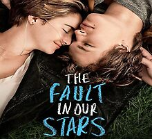 tfios movie poster by castielovers