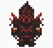 World of Warcraft Rogue Tier 2 Bloodfang Sprite by whale