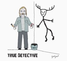True Detective by garigots
