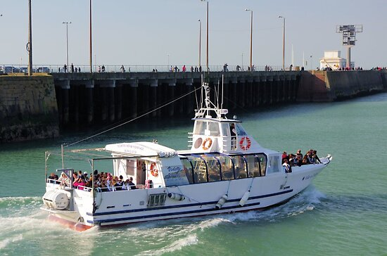 Day Trip - Dieppe by Francis Drake