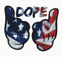 USA DOPE by designshoop