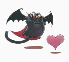 PASSIONCAT (with heart): Monster of love by CATGEEKStudio