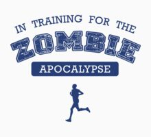 The Walking Dead - Training for the Zombie Apocalypse by 3coo