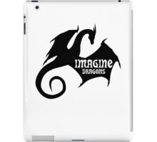 Imagine Within The Dragon iPad Case/Skin