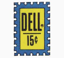 Dell Comics Logo by nelder55