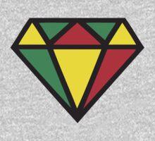 Irie Rasta Diamond Kids Clothes