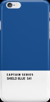 Shield Blue - Captain Series by txjeepguy2