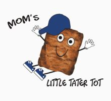 Mom's Little Tater Tot Boy by THarmonArt