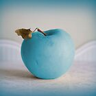Blue Apple by sharon2121