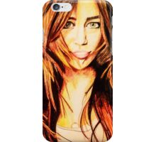 The old Miley Cyrus iPhone Case/Skin