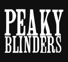 Peaky Blinders by penguinua